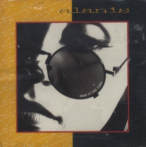 Alanis Morissette Now Is The Time CD album (CDLP) Canadian ANSCDNO57181