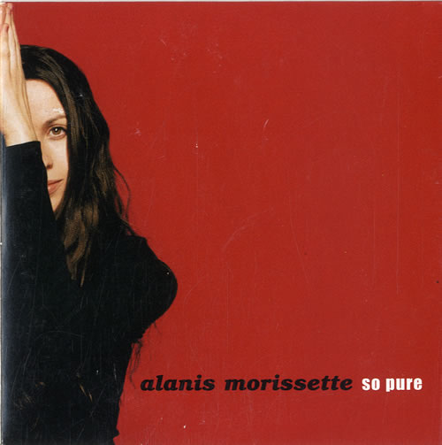"Alanis Morissette So Pure CD single (CD5 / 5"") UK ANSC5SO138925"