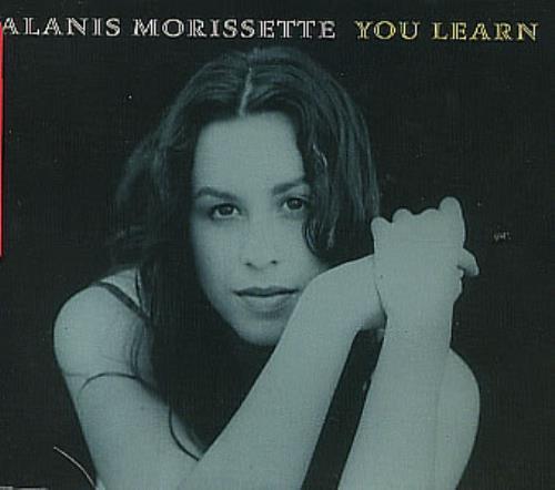 "Alanis Morissette You Learn CD single (CD5 / 5"") German ANSC5YO60225"