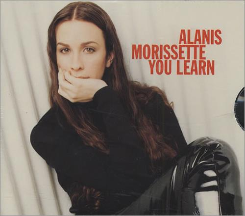 YOU LEARN Chords - Alanis Morissette | E-Chords