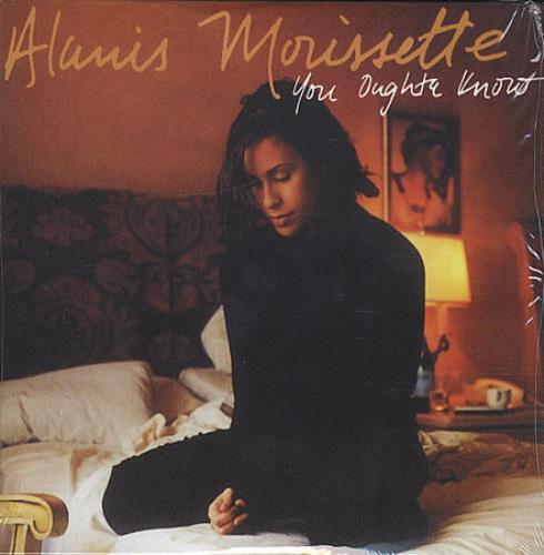 Alanis Morissette You Oughta Know German Cd Single Cd5