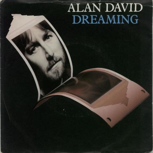 "Alan David Dreaming 7"" vinyl single (7 inch record) UK F0P07DR654792"