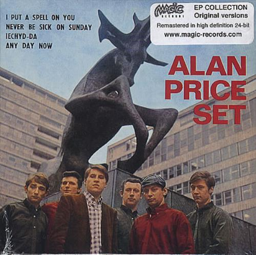 "Alan Price I Put A Spell On You CD single (CD5 / 5"") French A-PC5IP377049"