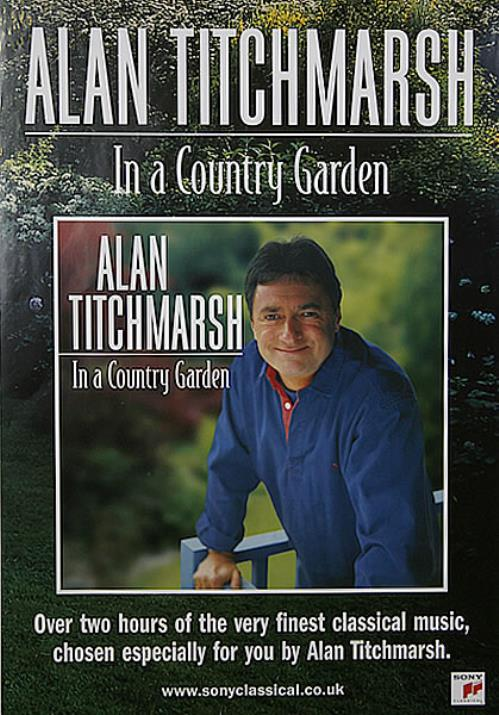 Alan Titchmarsh In A Country Garden poster UK 3ATPOIN455751