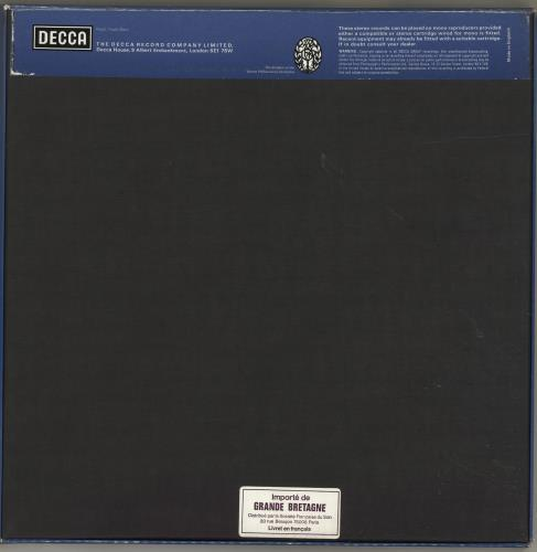Alban Berg Lulu Vinyl Box Set UK A5ZVXLU698755