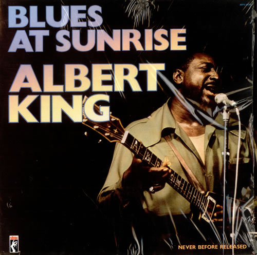 Albert King Blues At Sunrise Live At Montreux French