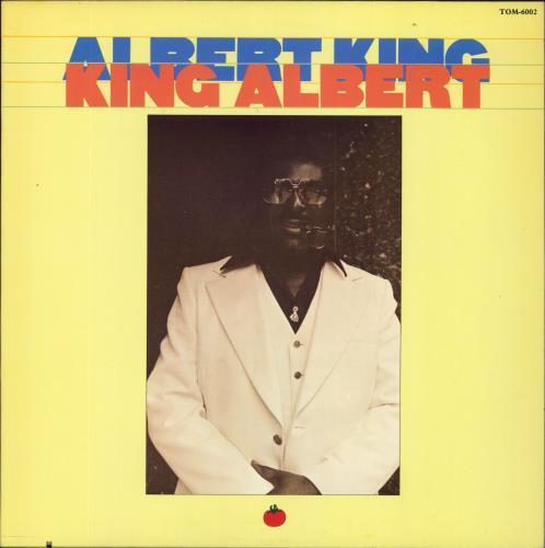 Albert King King Albert vinyl LP album (LP record) US ATKLPKI338058
