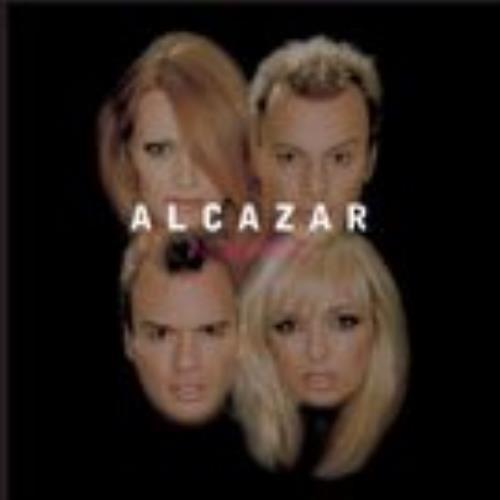 Alcazar Alcazarized CD album (CDLP) Swedish ALZCDAL255174