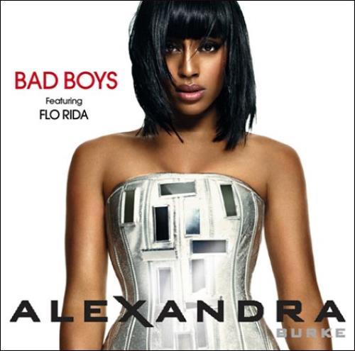 "Alexandra Burke Bad Boys CD single (CD5 / 5"") UK AKXC5BA486184"