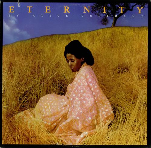 Alice Coltrane Eternity vinyl LP album (LP record) US 2ACLPET444489