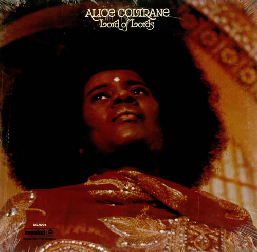 Alice Coltrane Lord Of Lords - Sealed vinyl LP album (LP record) US 2ACLPLO440019