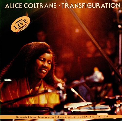 Alice Coltrane Transfiguration 2-LP vinyl record set (Double Album) US 2AC2LTR459275