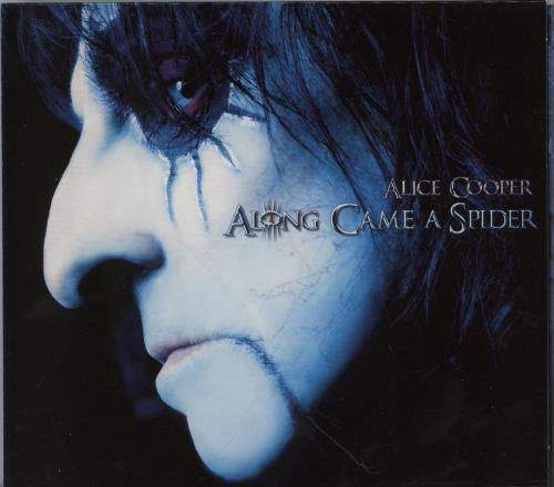 Alice Cooper Along Came A Spider CD album (CDLP) UK COOCDAL438032