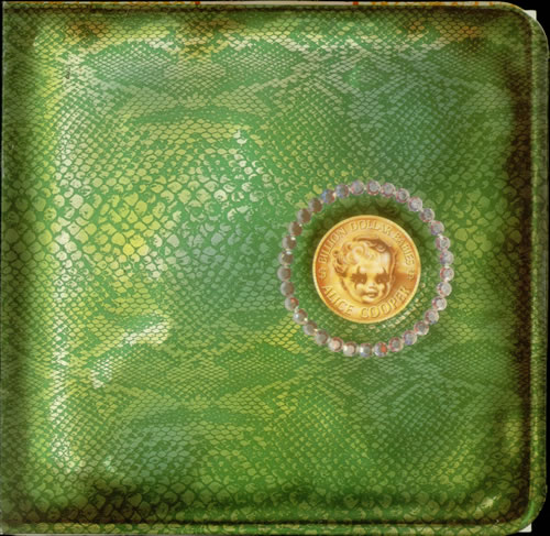 Alice Cooper Billion Dollar Babies vinyl LP album (LP record) German COOLPBI485366