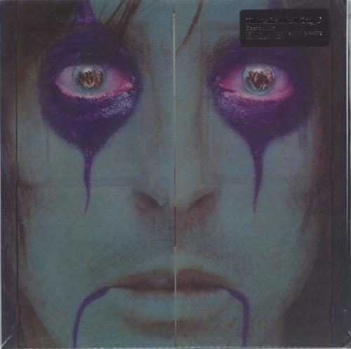 Alice Cooper From The Inside - 180 Gram - Hype Stickered Bag vinyl LP album (LP record) UK COOLPFR768438