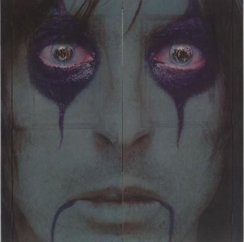 Alice Cooper From The Inside - 180 Gram vinyl LP album (LP record) UK COOLPFR766868