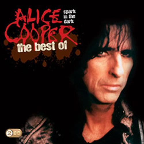 Alice Cooper Spark In The Dark The Best Of Uk 2 Cd Album