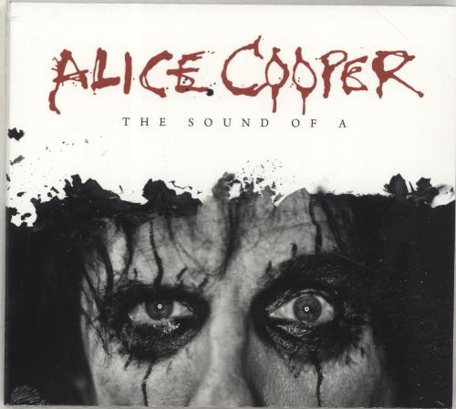 "Alice Cooper The Sound Of A - Sealed CD single (CD5 / 5"") UK COOC5TH691789"