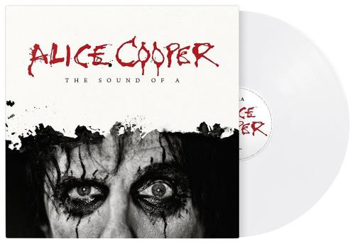 "Alice Cooper The Sound Of A - White Vinyl + Numbered - Sealed 10"" vinyl single (10"" record) UK COO10TH691796"