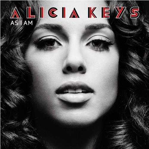 Alicia Keys As I Am 2-disc CD/DVD set UK AKY2DAS419311