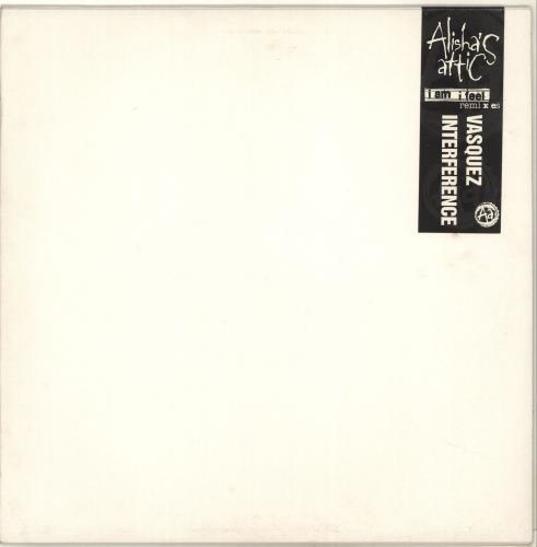 """Alisha's Attic I Am I Feel Remixes 12"""" vinyl single (12 inch record / Maxi-single) UK AAT12IA74241"""