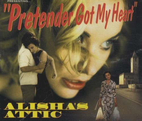 "Alisha's Attic Pretender Got My Heart CD single (CD5 / 5"") UK AATC5PR279202"