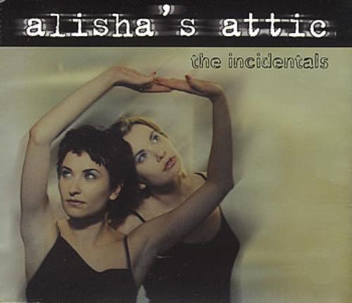 "Alisha's Attic The Incidentals CD single (CD5 / 5"") UK AATC5TH191631"