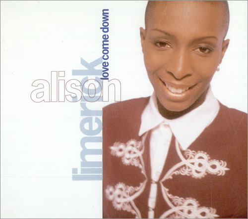 "Alison Limerick Love Come Down CD single (CD5 / 5"") UK LMKC5LO278982"
