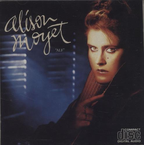 Alison Moyet Alf CD album (CDLP) Austrian MOYCDAL249879