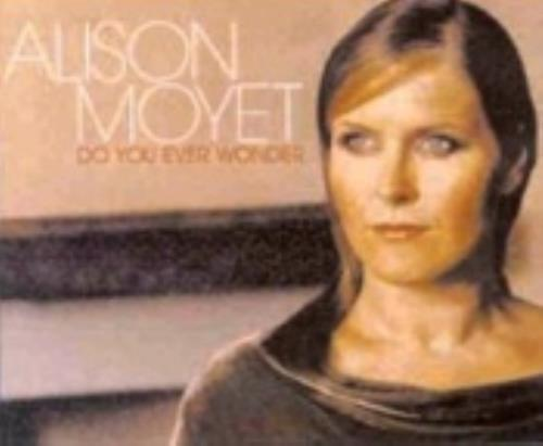 "Alison Moyet Do You Ever Wonder CD single (CD5 / 5"") UK MOYC5DO226598"