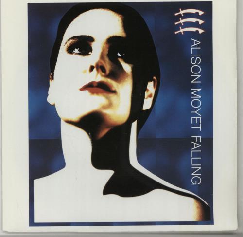 "Alison Moyet Falling 7"" vinyl single (7 inch record) UK MOY07FA650598"