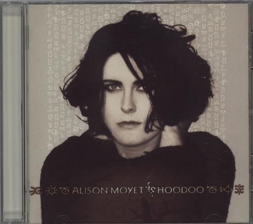 Alison Moyet Hoodoo CD album (CDLP) Austrian MOYCDHO667325
