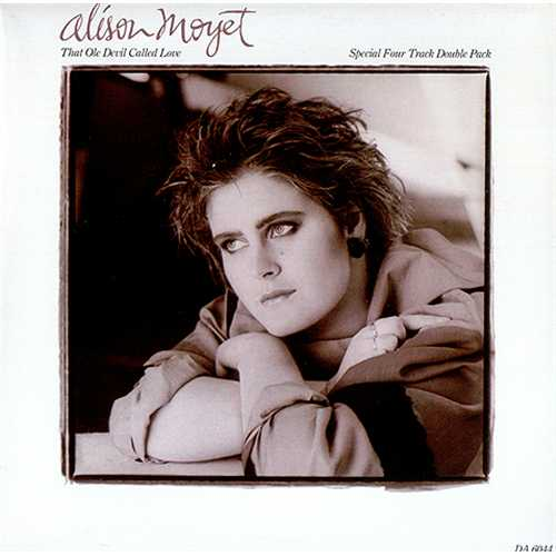 "Alison Moyet That Ol Devil Called Love - Double Pack 7"" vinyl single (7 inch record) UK MOY07TH42592"