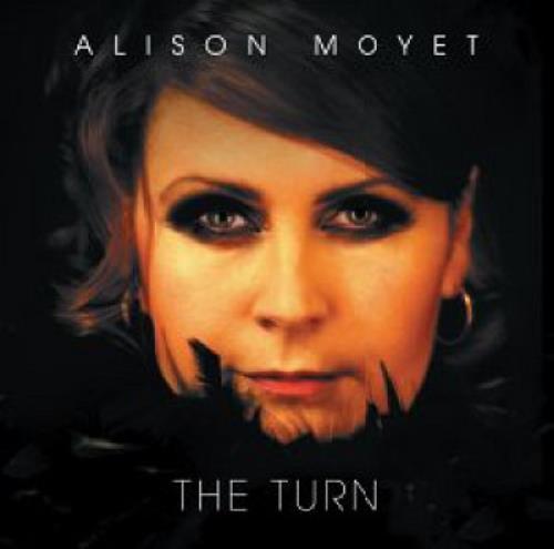 Alison Moyet The Turn CD album (CDLP) UK MOYCDTH416014