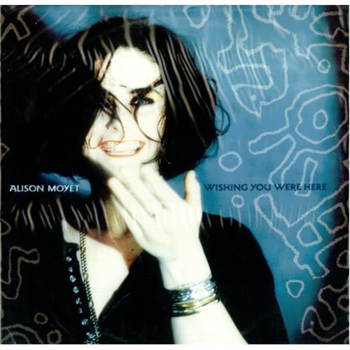 "Alison Moyet Wishing You Were Here 12"" vinyl single (12 inch record / Maxi-single) UK MOY12WI59236"
