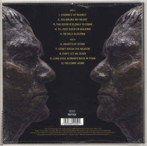 Allan Clarke Resurgence - Sealed vinyl LP album (LP record) UK ACLLPRE730608