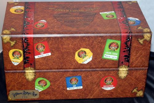 Allman Brothers Band 45th Anniversary 2014 Complete Set CD Album Box Set US ABRDXTH656262