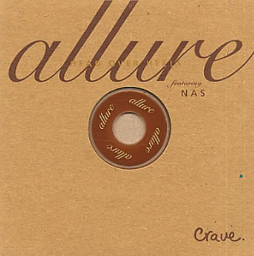 "Allure All Cried Out CD single (CD5 / 5"") UK LLRC5AL102001"