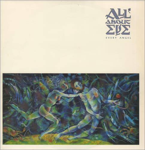 """All About Eve Every Angel 12"""" vinyl single (12 inch record / Maxi-single) UK AAE12EV58014"""