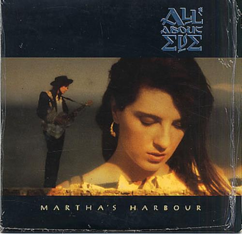"All About Eve Martha's Harbour CD single (CD5 / 5"") UK AAEC5MA234482"