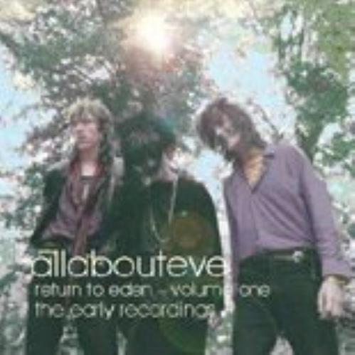 All About Eve Return To Eden - Volume One CD album (CDLP) UK AAECDRE220222