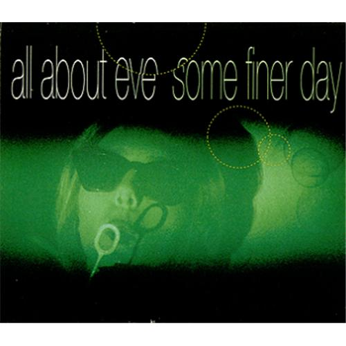 """All About Eve Some Finer Day CD single (CD5 / 5"""") UK AAEC5SO42221"""