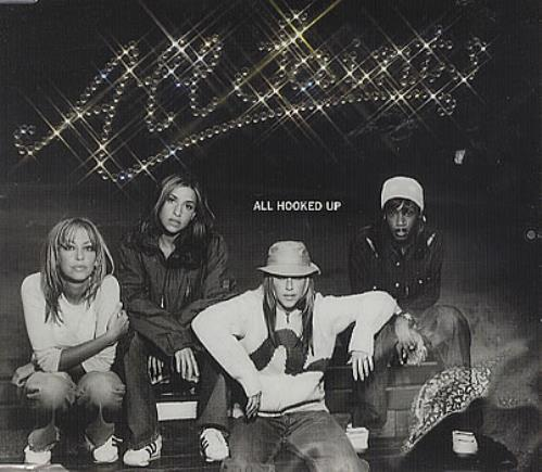 All Saints All Hooked Up Uk 2 Cd Single Set Double Cd