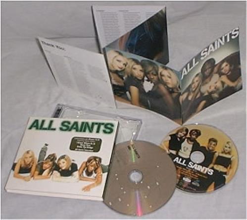 All Saints All Saints Hong Kong 2 CD album set (Double CD