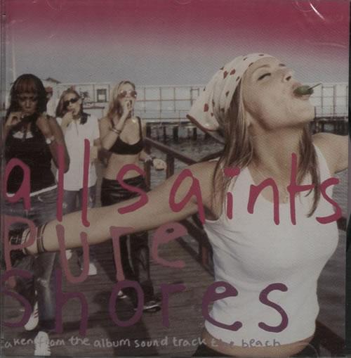 All Saints Pure Shores CD single (CD5 / 5