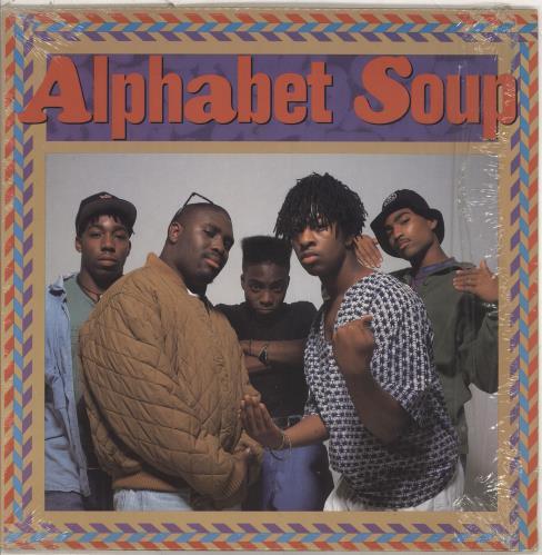 "Alphabet Soup Sunny Day In Harlem EP 12"" vinyl single (12 inch record / Maxi-single) US Y-Z12SU712117"
