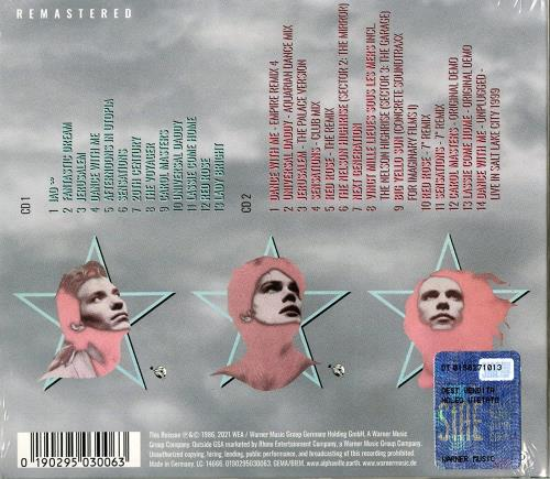 Alphaville Afternoons In Utopia - Deluxe Edition - Sealed 2 CD album set (Double CD) UK ALP2CAF768668