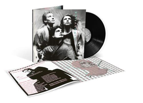 Alphaville Afternoons In Utopia - Deluxe Remaster + Booklet - Sealed vinyl LP album (LP record) UK ALPLPAF768674