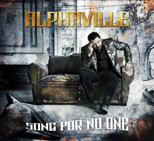 "Alphaville Song For No One CD single (CD5 / 5"") German ALPC5SO532078"