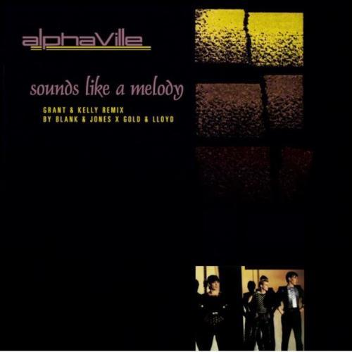 "Alphaville Sounds Like a Melody - Yellow Vinyl - RSD 2020 - Sealed 12"" vinyl single (12 inch record / Maxi-single) UK ALP12SO751235"